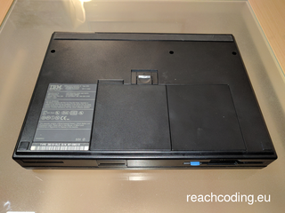 IBM ThinkPad 340 Image 4